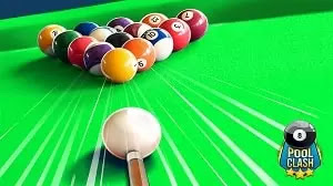 Snooker Bilardo Kapışması - Pool Clash: 8 Ball Billiards Snooker