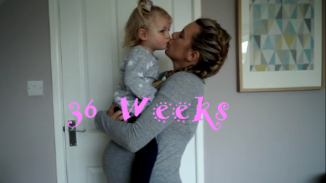 Pregnancy Diary: 36 Weeks update - The little things in life