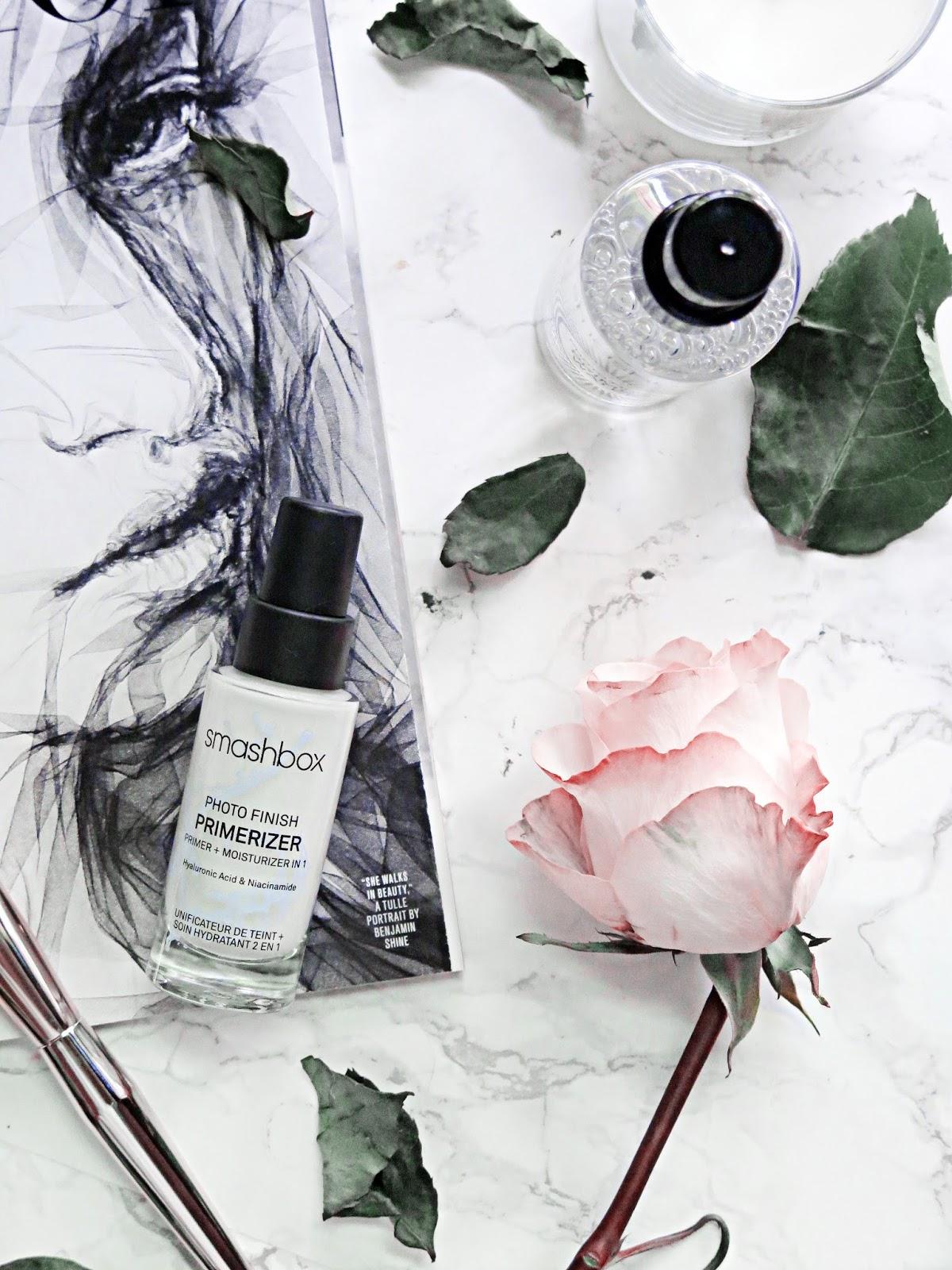 One Stop Hydration Shop | Smashbox Cosmetics Photo Finish Primerizer - Primer & Moisturizer in 1 | Review | labellesirene.ca