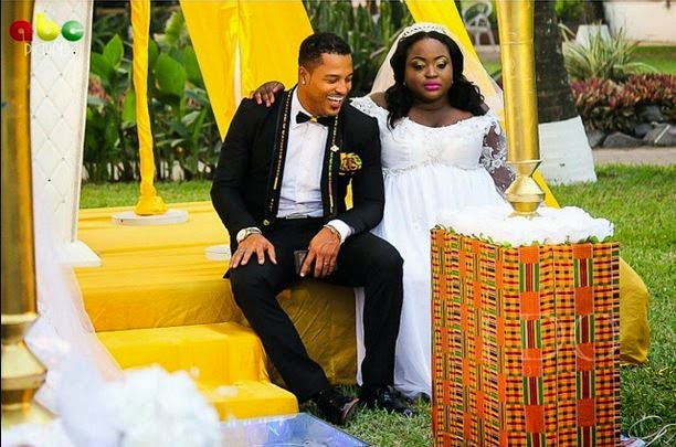 I Do Ghanaian Movie Wedding Scene Pictures Van Vicker Marries Nana Ama Mcbrown In Accra Ghana