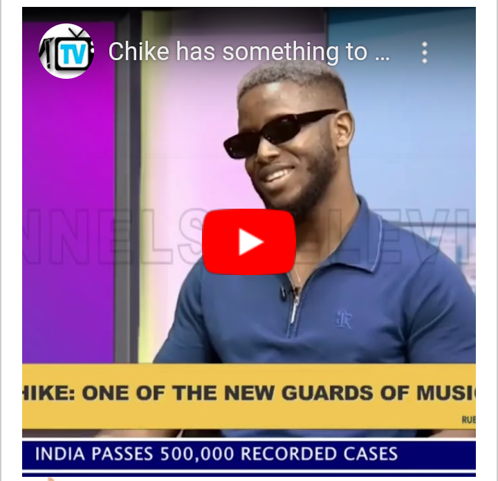 """""""I turned down Ubi Franklin's MMMG deal"""" Chike Talks Johnny Drille & More with Ebuka #Arewapublisize"""