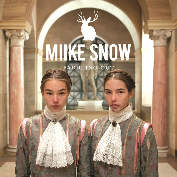 Miike Snow - Paddling Out - Single Cover