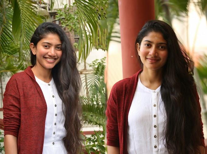 Actress Sai Pallavi Latest Cute Pics Image Gallery
