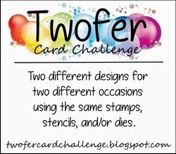 TWOFER CARD