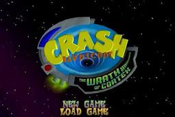 Crash Bandicot Wrath Of Cortex PS2 ISO