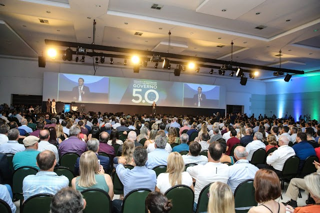 Foz do Iguaçu vai sediar novo encontro do Governo 5.0