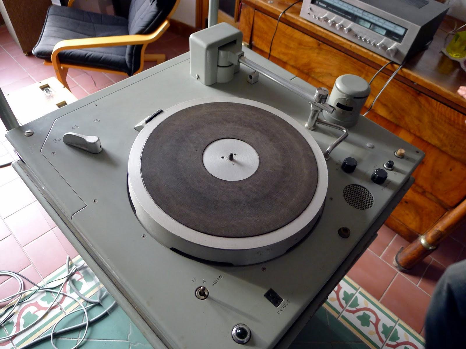 platine tourne disques cl ment schlumberger turntables pinterest. Black Bedroom Furniture Sets. Home Design Ideas