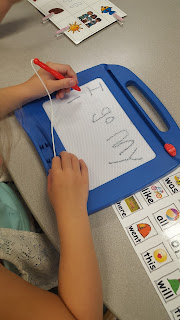 Kidwriting in Literacy Centers from TeachMagically