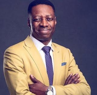 """Pastor Sam Adeyemi Speaks: """"I Empathize With Mrs Busola Dakolo""""."""