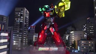 Mashin Sentai Kiramager - 02 Subtitle Indonesia and English