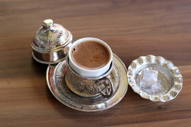 best coffee to try from around the world, Turkish coffee
