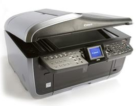 Canon Pixma MP830 Driver Download