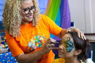 maquiagem social, maquiagem artística - ONG Favela Mundo