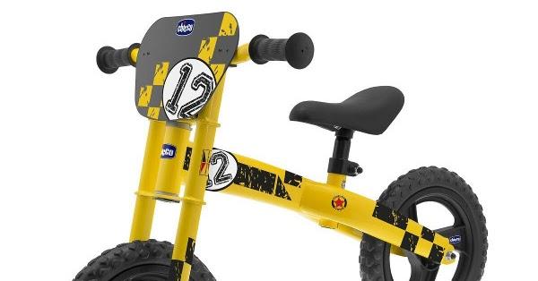 Mi Primera Bicicleta Chicco Su Primera Bicicleta: 1deMagiaxfa: JUGUETES - CHICCO