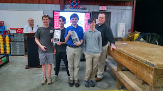 Montgomery Catholic Middle School Robotics Team Qualifies for State Tournament 1