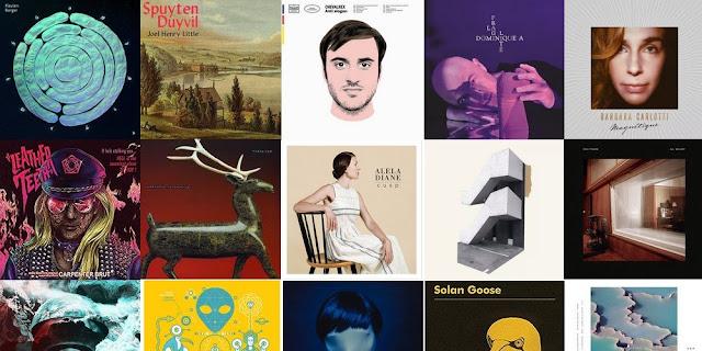 top-albums-2018 Top albums 2018