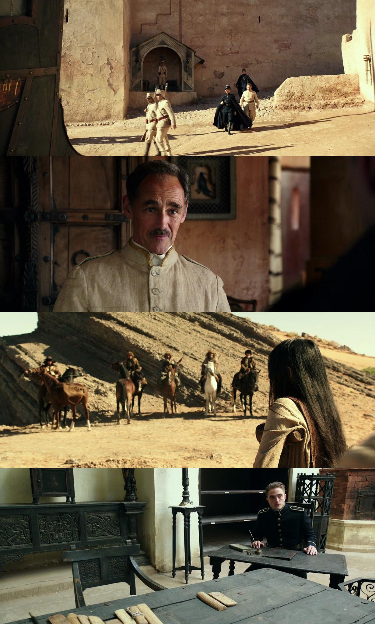 Esperando a los Barbaros (2019) HD 720p Latino