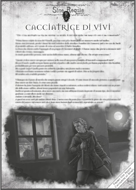 Sine Requie - Cacciatori di Morti (promo)