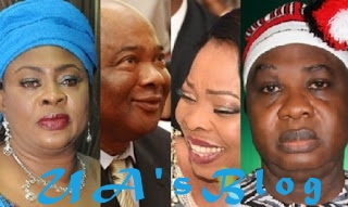 JUST IN: 4 PDP Senators Join APC, APGA ...See List