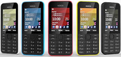 Nokia 208 RM-948/RM-949 Flash File
