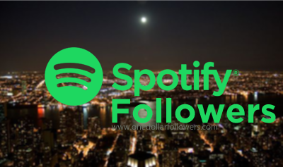 Buy Spotify Followers For $1