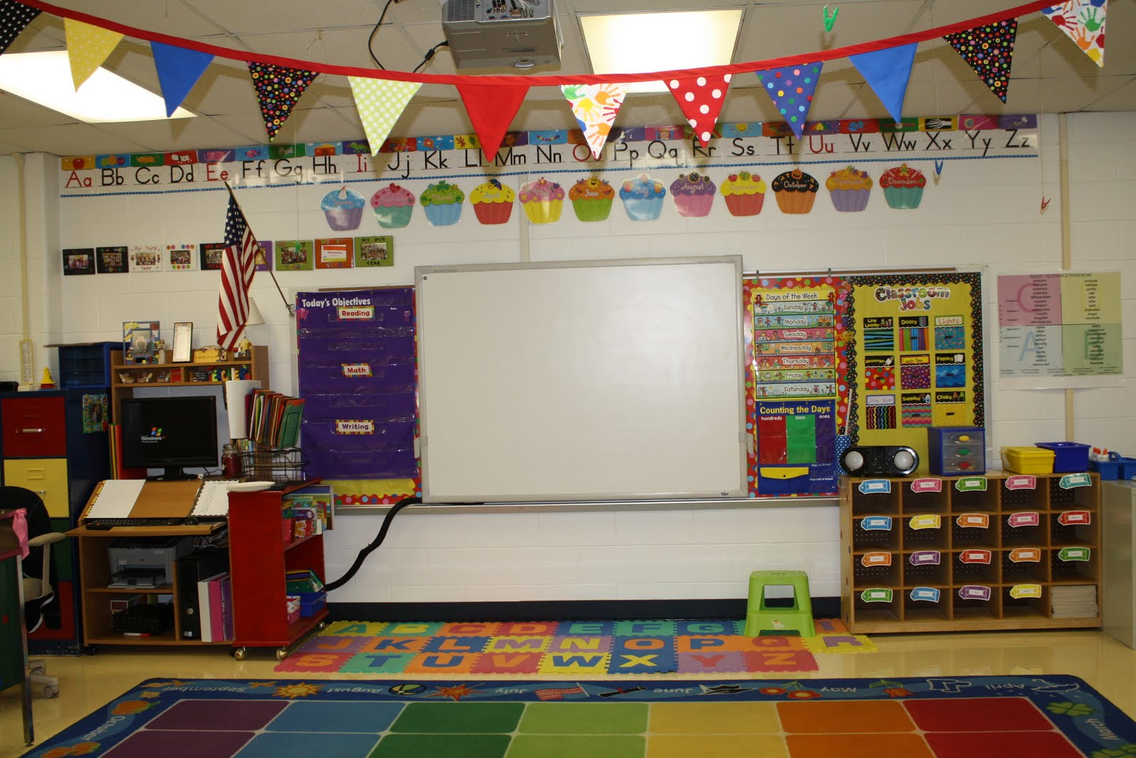 Cute Classroom Linky Party