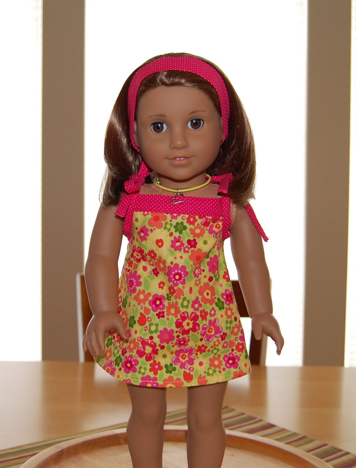 Sewing For American Girl Dolls June
