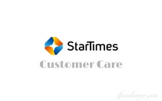 StarTimes Customer Care Number
