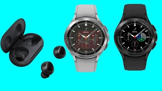 تسريبات لسعر ومواصفات Galaxy Watch4 و Galaxy Buds 2