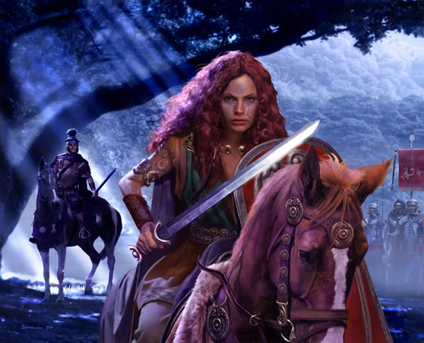 6bed1590c Yelena Casale's Writing Blog: Friday Art & History Feature - Boudica ...