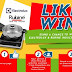 Like & Win Untuk Menang Induction Cooker 2016