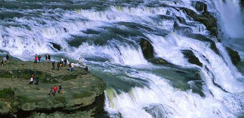 Cachoeira Gullfoss - Islândia