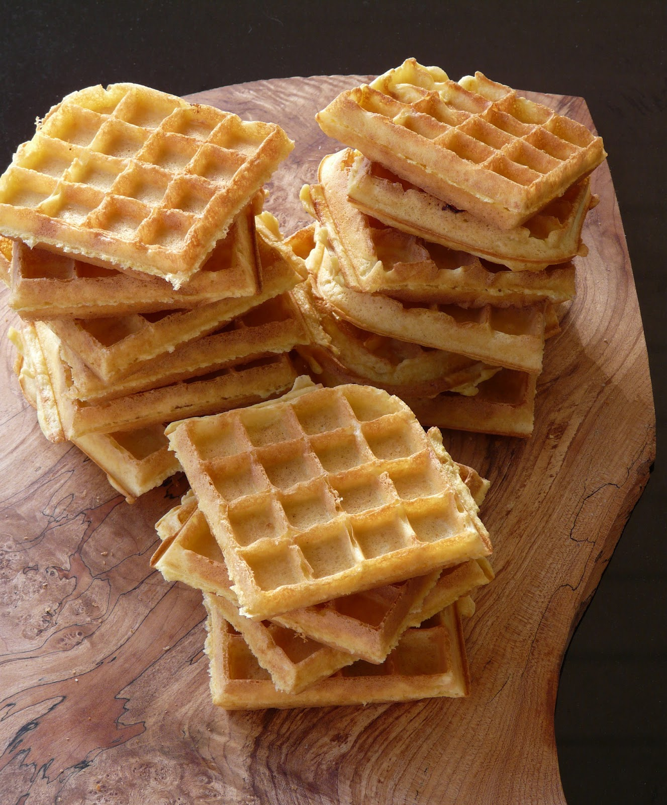 Smitten Kitchen Waffles: Thibeault's Table: THE PERFECT WAFFLE