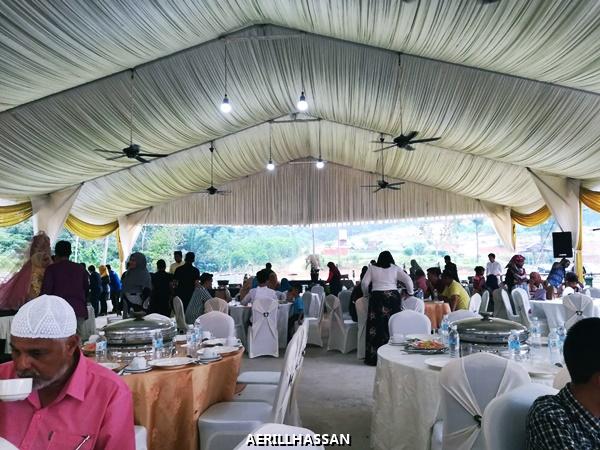 Rinching Terrace ~ Lokasi Sempurna Untuk Perkahwinan Impian