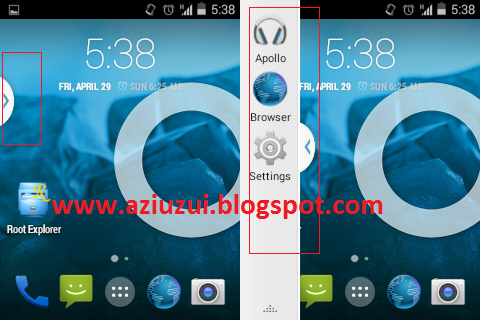 XMultiWindow SplitScreen Xposed apk