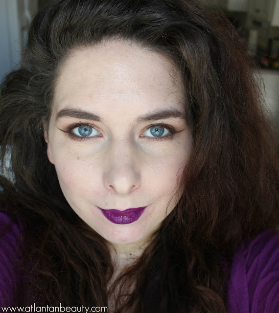 Urban Decay Vice Lipstick in Speedball