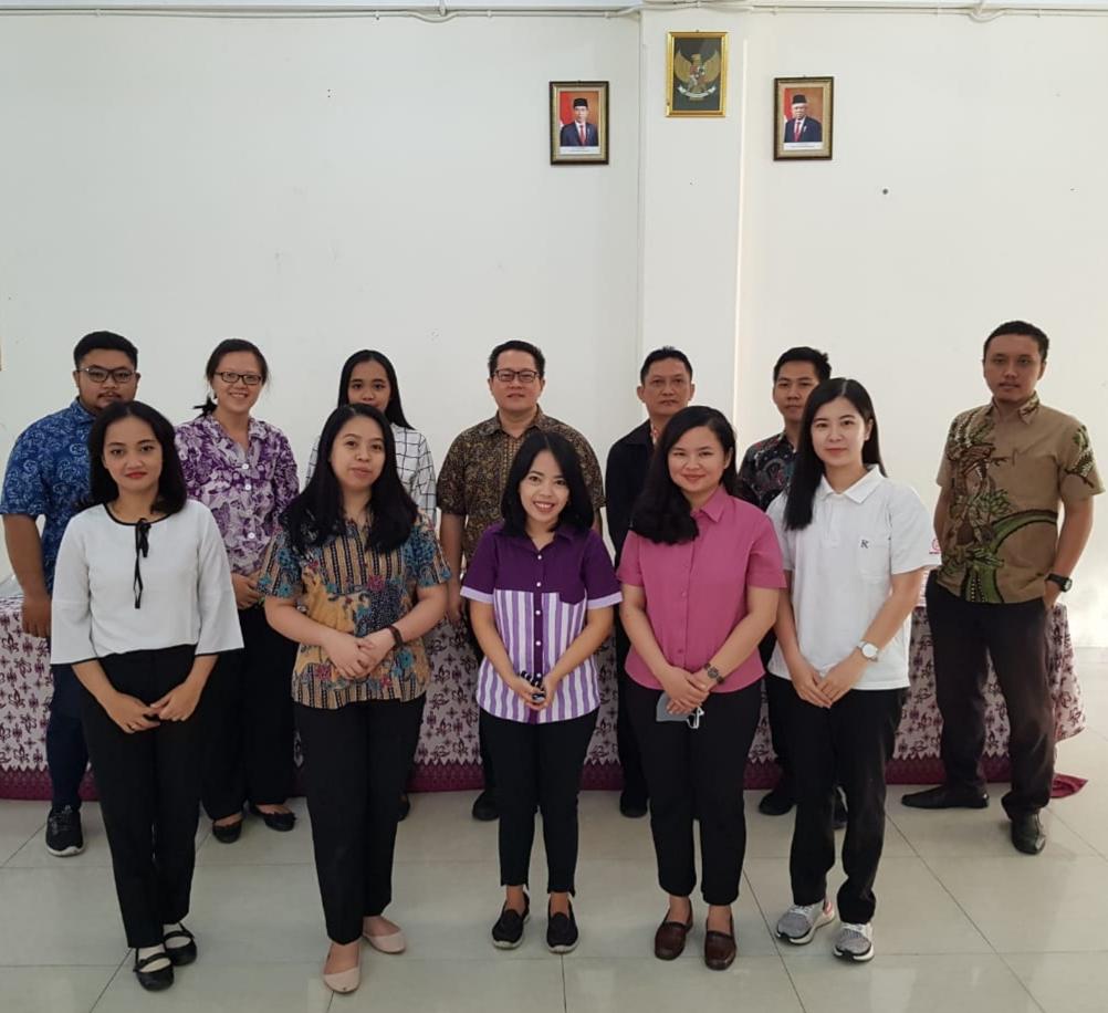 Pelatihan Guru dan Karyawan Baru SKKK Surakarta 2020/2021