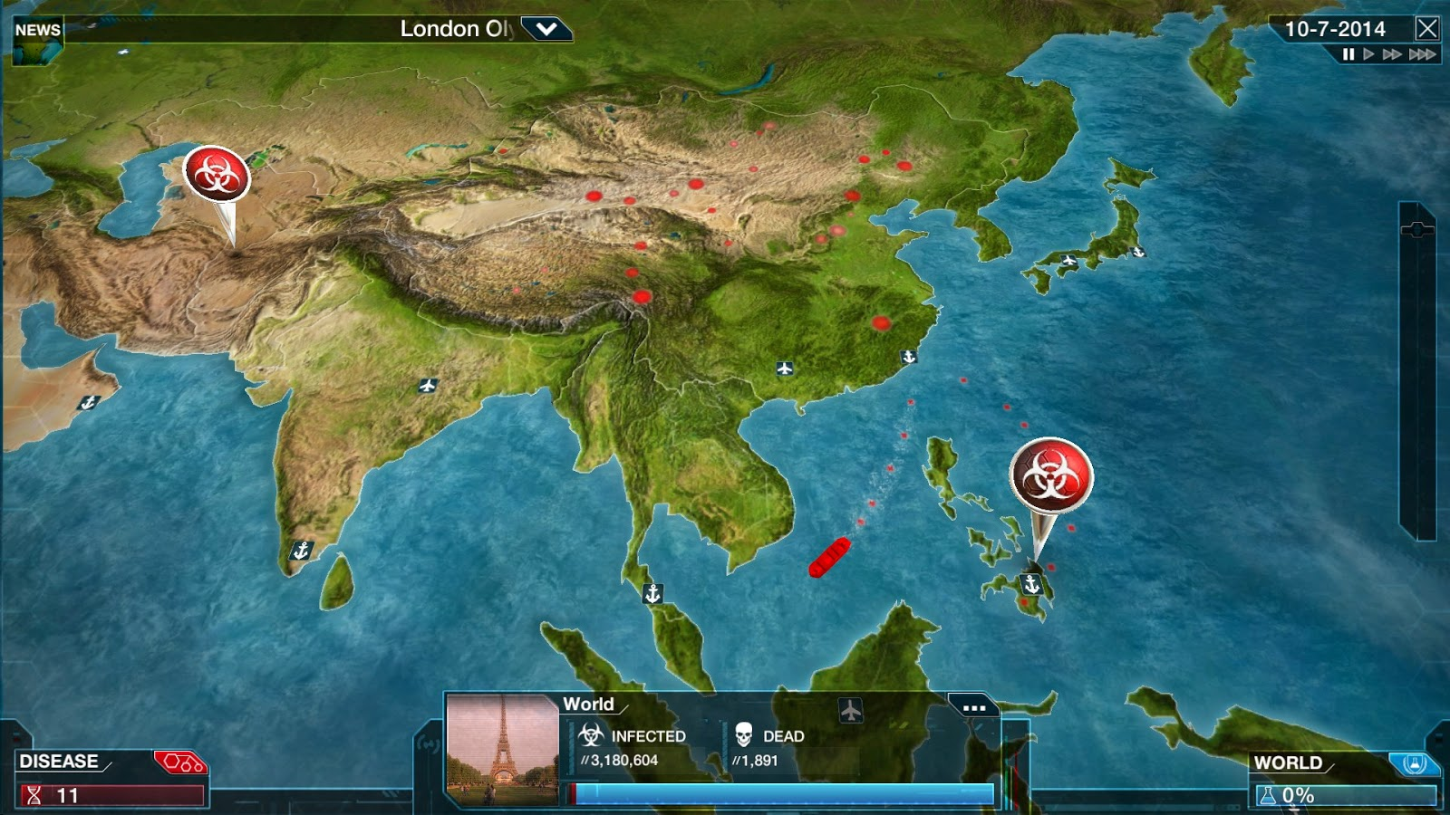Plague Inc: Evolved Full PC Download | Free Gaming