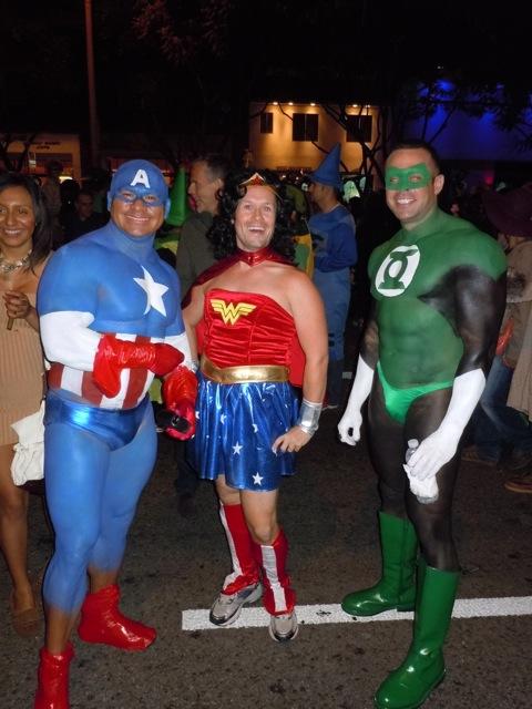 Tween Wonder Woman Costume
