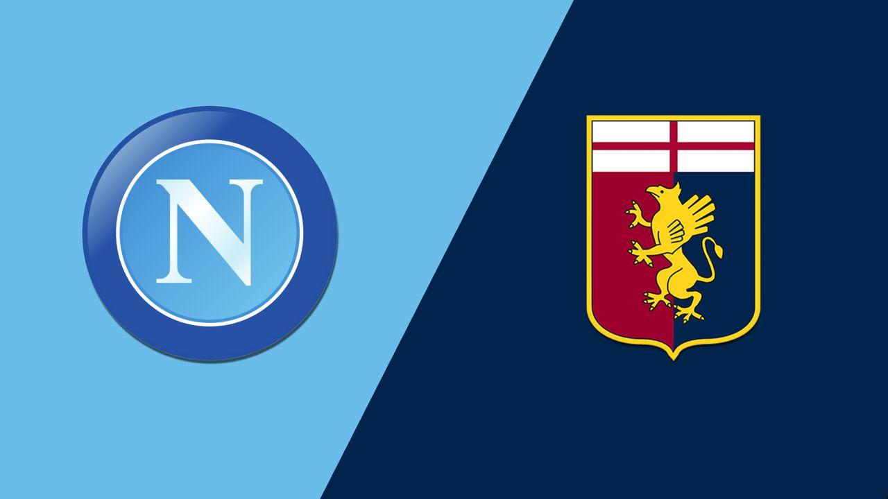 بث مباشر مباراة نابولي وجنوي
