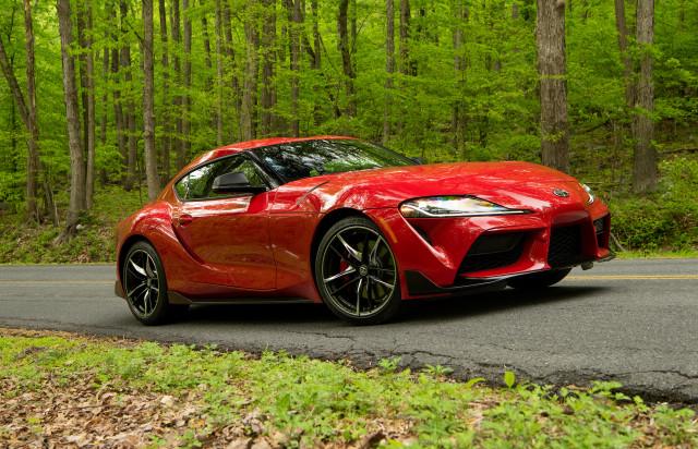 2020 Toyota Supra Review