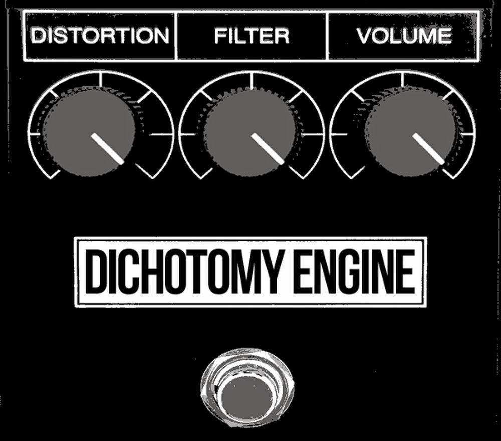 Dichotomy Engine RAT pedal