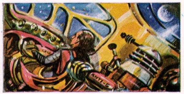 doctor who mission dalek