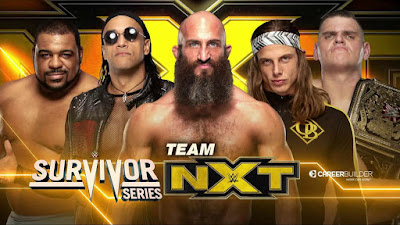 The First NXT Survivor Series Team In History