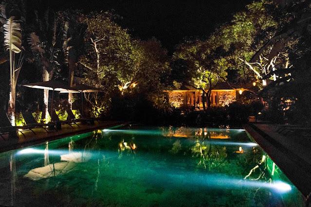 Authentic & natural resort