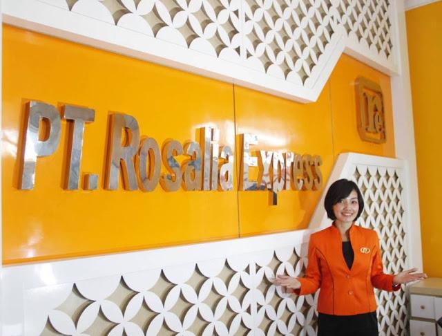 14 Lowongan Kerja PT Rosalia Express Pendidikan Minimal SMA