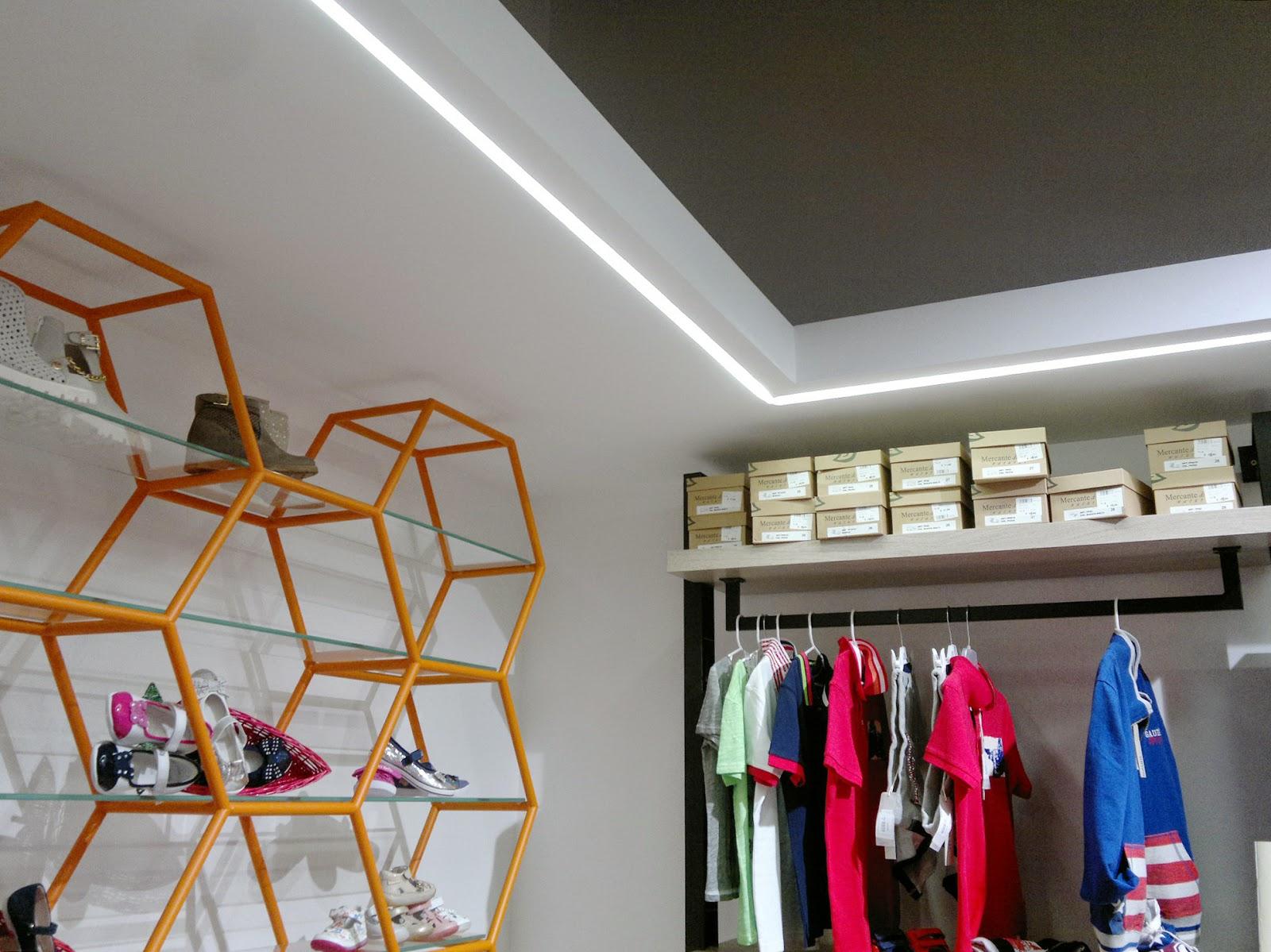 Illuminazione led casa: grugliasco illuminazione led negozio jam