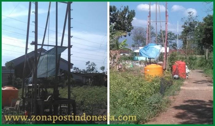 3 Desa di Kecamatan Wongsorejo Dapat Bantuan Sumur Bor Dari Poker PDI Perjuangan Kabupaten Banyuwangi, Sudah Tahap Selesai.