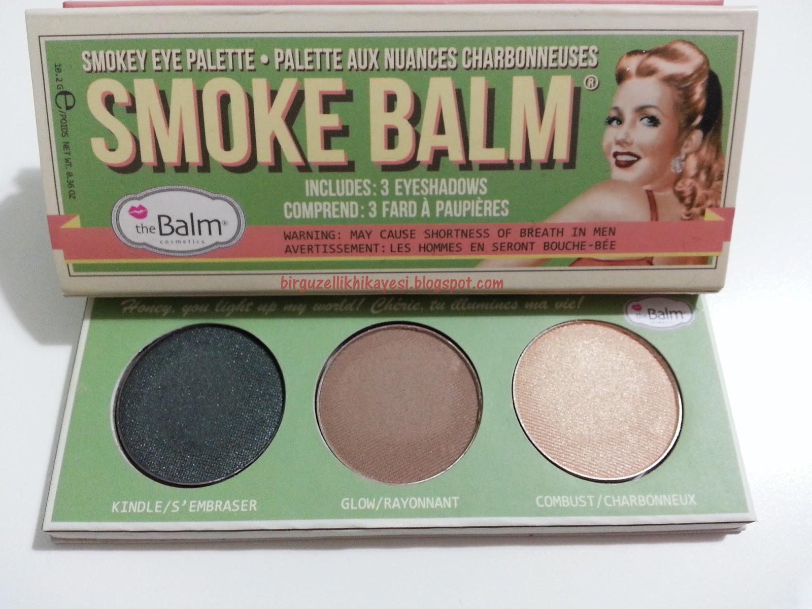 smoke balm far