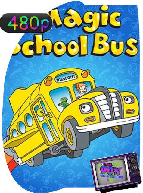 El Autobús Mágico [1994]  temporada 1-4 Latino [Google Drive] Panchirulo